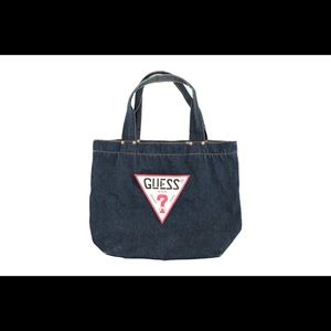 Vtg 90's Guess tote